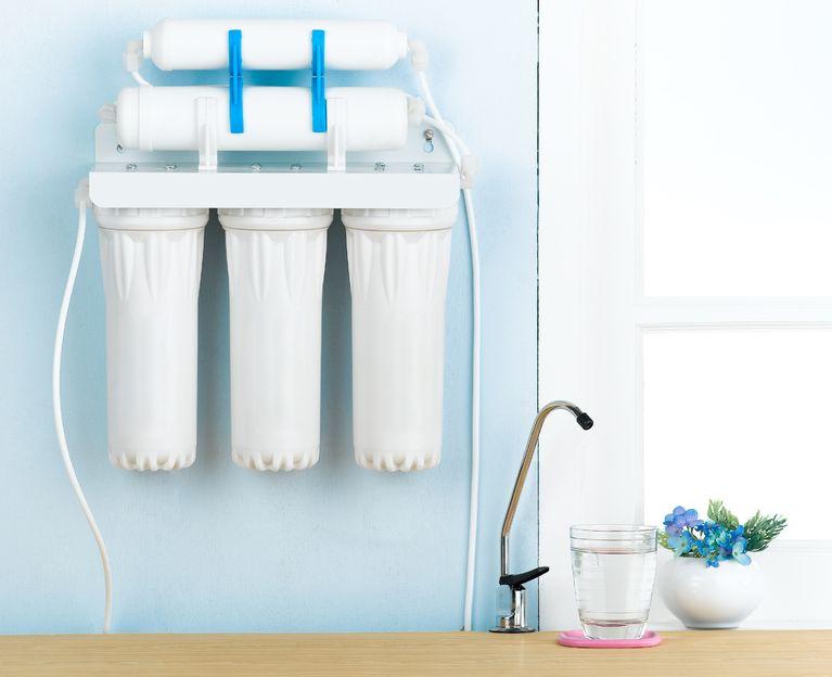 Vandens filtrų atsiliepimai