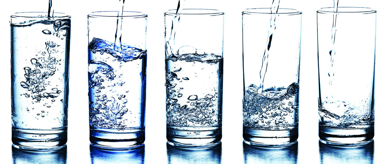 Vandens tyrimai - kokybiško vandens nauda