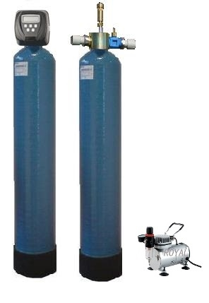 Vandens nugeležinimo filtras VNOK-1252