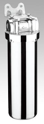 "Karšto vandens mechaninis filtras 10"" SS"
