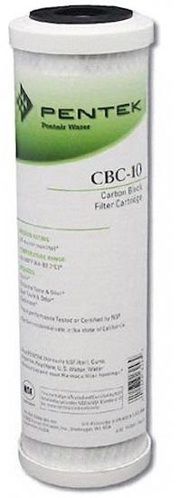 Aktyvuotos anglies kasetė CBC-10