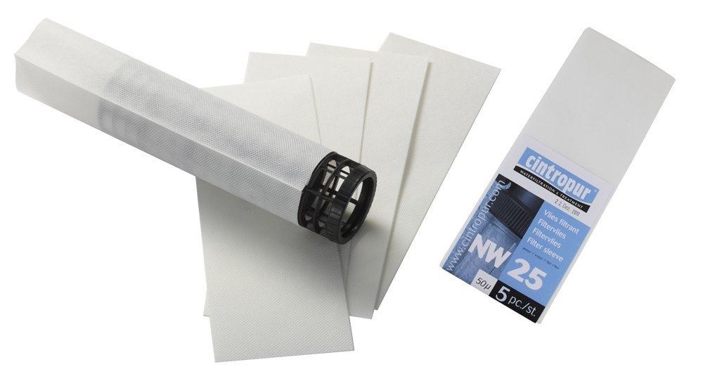 Filtravimo maišeliai filtrui Cintropur NW25