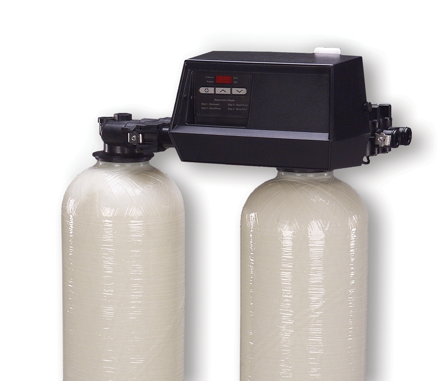 Minkštinimo filtras DVM 08-16 duplex