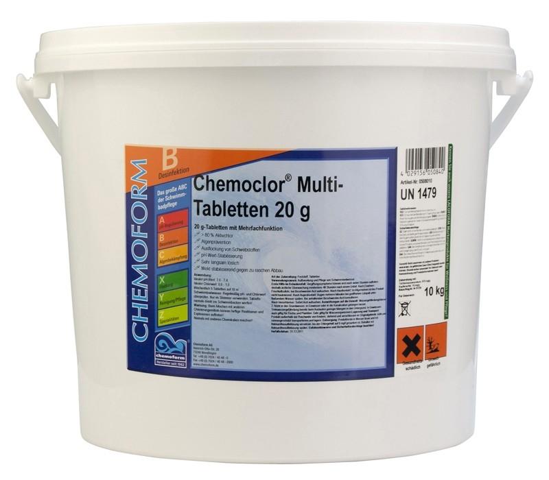 Daugiafunkcinė priemonė Multi-Tabletten 20 g 5kg