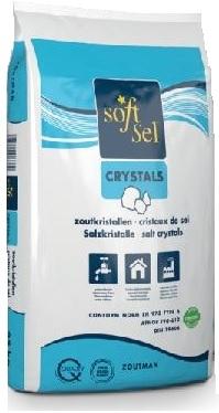 Druskos kristalai SOFT-SEL minkštinimo filtrui